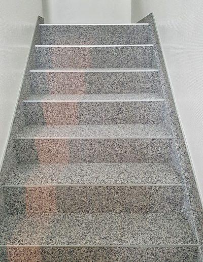 SteinDesign Treppe Innenbereich Nachher