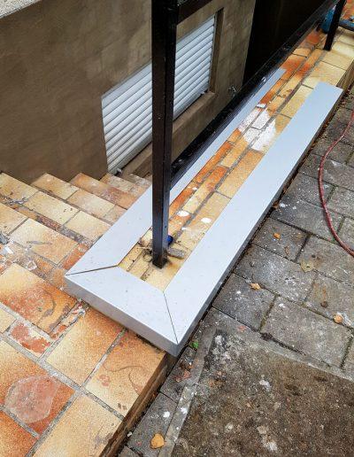 SteinDesign Treppensanierung Schritt 3