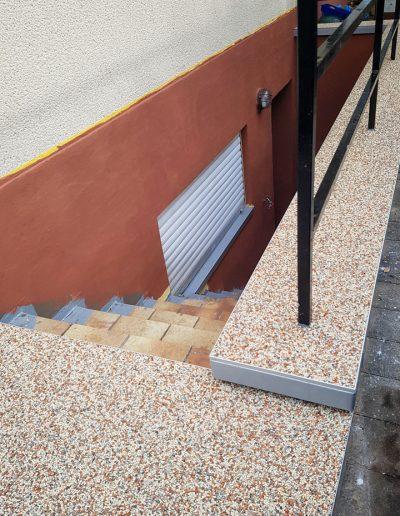 SteinDesign Treppensanierung Schritt 4